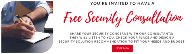 Get free security consultation about Security