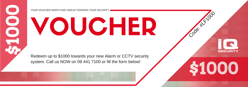 IQ Security 1000 Voucher LF1000