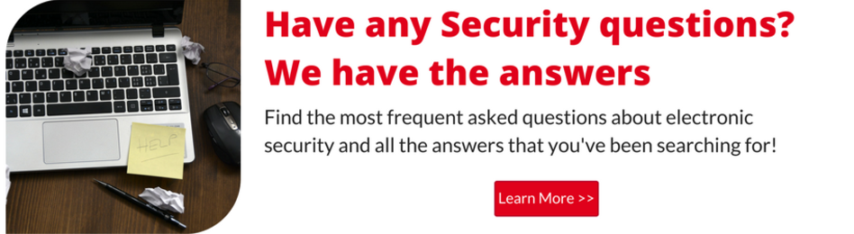 IQ Security Frequent Asked Questions and Answers