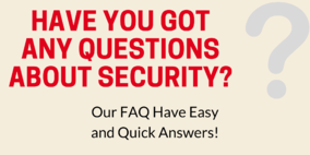 Security FAQ