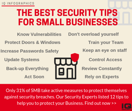 The Best Security Tips for SMB