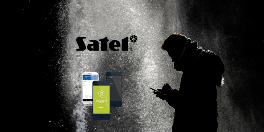 Most Trusted Security Alarm Satel with Mobile App