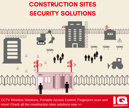 IQ Business Solutions for Construction Sites