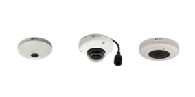 180°/360° CCTV Security Cameras