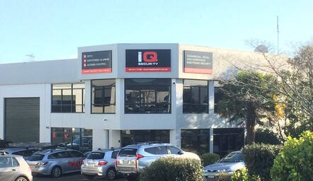 IQ Security Office in Auckland New Zealand