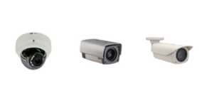 Zoom CCTV Security Cameras