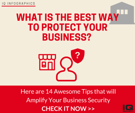 14 Tips to Increase Your Business Security