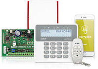Wireless Alarm Systems IQ Satel