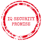 IQ Security Promise Seal