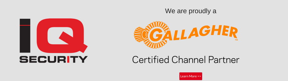 IQ is Gallagher Certified Channel Partner