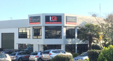 IQ Security head office in Auckland New Zealand