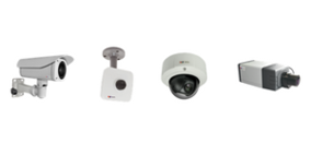 Standard CCTV Security Cameras