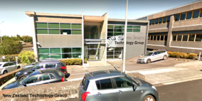 IQ Security at New Zealand Technology Group Building